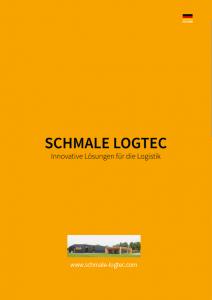 Cover Gesamtbroschüre Schmale Logtec 2020 DE